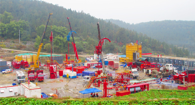 Jereh CTU Powering the Shale Gas Production