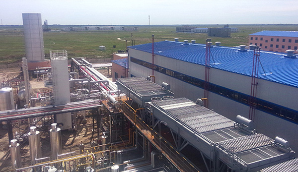 Associated Gas Liquefaction Plant