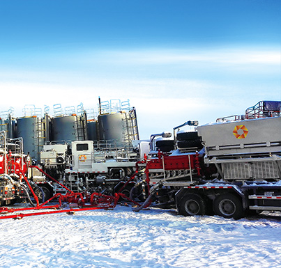 Fracturing & Acidizing Services