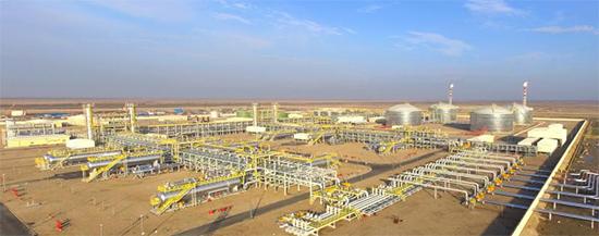 Jereh Awarded Supply Contract for Iraq Halfaya Oilfield